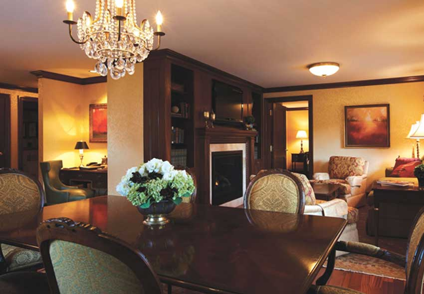 Accommodations at The Towers at the Kahler Grand Rochester