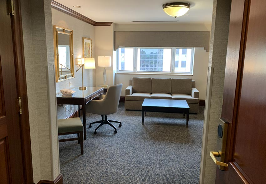 Executive Room at The Towers at the Kahler Grand Rochester