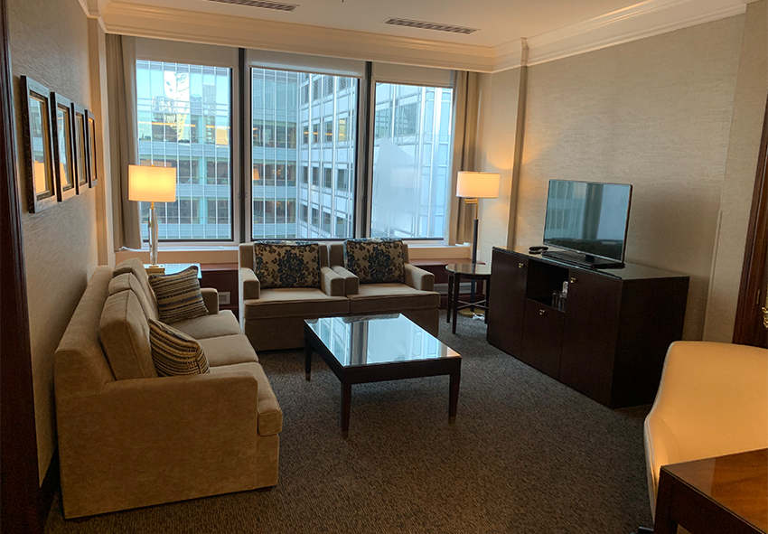 Penthouse Suite at The Towers at the Kahler Grand Rochester